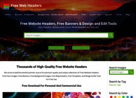 freewebheaders.com