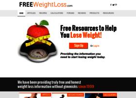 freeweightloss.com