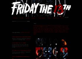 fridaythe13thfilms.com