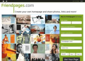 friendpages.com