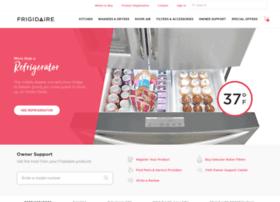 frigidaire.com