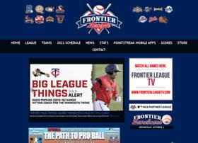 frontierleague.com