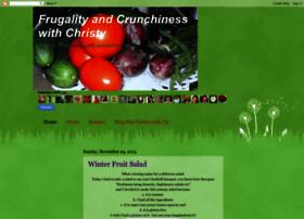 frugalcrunchychristy.blogspot.com