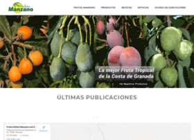 frutasmanzano.com