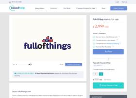 fullofthings.com