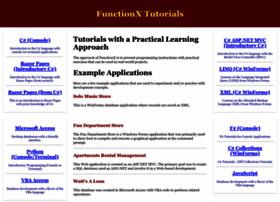 functionx.com