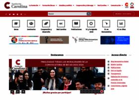 fundacioncarolina.es