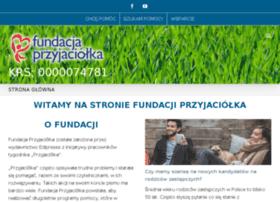 fundacja.przyjaciolka.pl