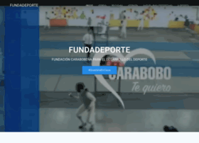 fundadeporte.gob.ve