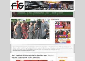 funeralsinghana.com