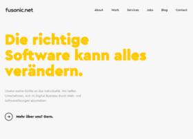 Fusonic.net