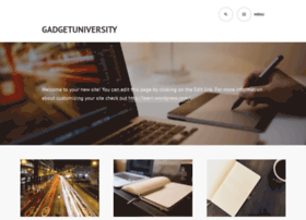 gadgetuniversity.wordpress.com