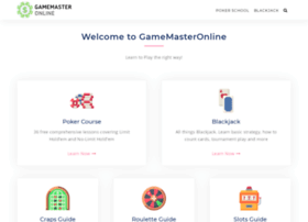 gamemasteronline.com