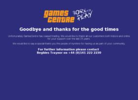 gamescentre.co.uk