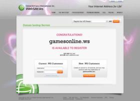 gamesonline.ws