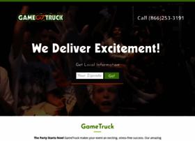 gametruckparty.com