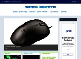 Gamingweapons.com