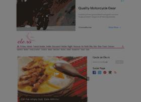 Gastronomie.ele.ro