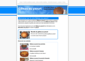 gateau-au-yaourt.info