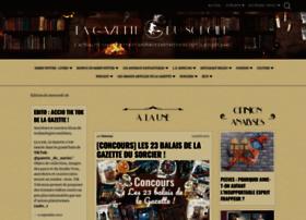 gazette-du-sorcier.com