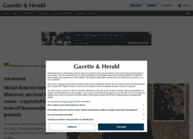 gazetteandherald.co.uk