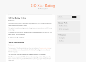 gdstarrating.com