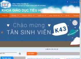 gdth.hcmup.edu.vn