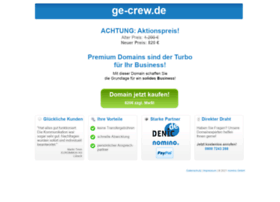 ge-crew.de