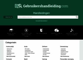 gebruikershandleiding.com