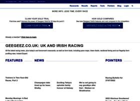 geegeez.co.uk