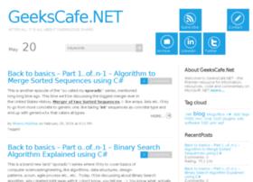 geekscafe.net