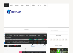 geekyfaust.info