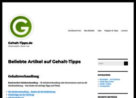 Gehalt-tipps.de