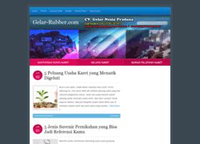 gelar-rubber.com