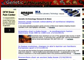 geneticarchaeology.com