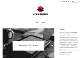 geniomaligno.com.ar