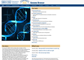 Genome.ucsc.edu