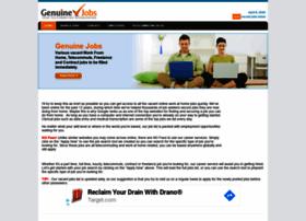 genuinejobs.com