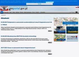 geoportal.gov.pl