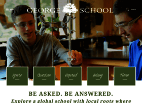 georgeschool.org
