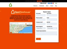 geowarehouse.ca