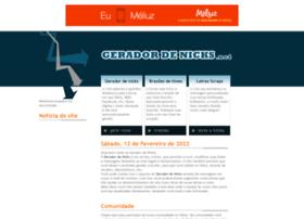 geradordenicks.net