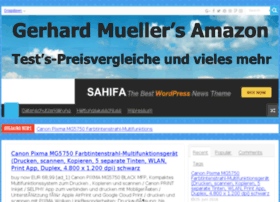 gerhard-mueller.info