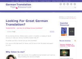 german-translation-tips-and-resources.com