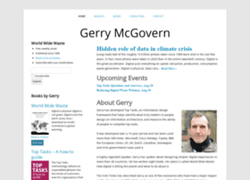 Gerrymcgovern.com