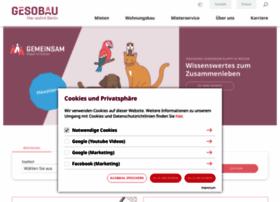 gesobau.de