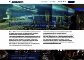 gesturetek.com