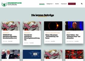 gesundheitlicheaufklaerung.de