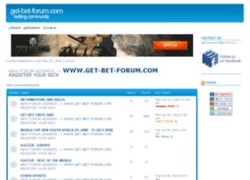 get-bet.bigforumpro.com