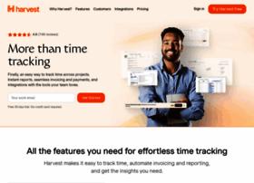 getharvest.com